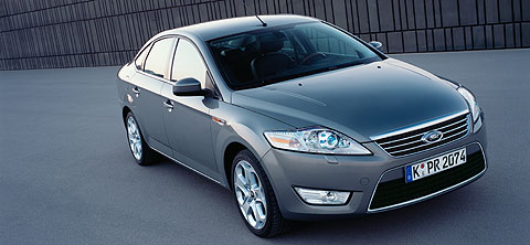 El nuevo Ford Mondeo, desde 21.915 euros
